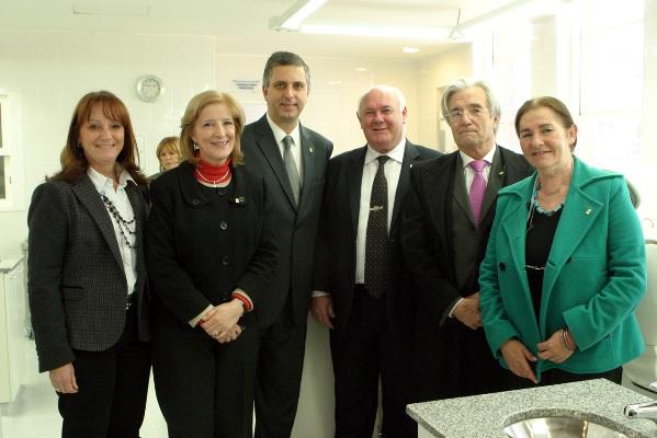 Inauguración de las obras de remodelación de las Cátedras de Endodoncia y Clínica I de Operatoria de FOUBA