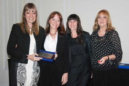 Acto Académico de las Jornadas Odontológicas 60 Aniversario del Ateneo Argentino de Odontología