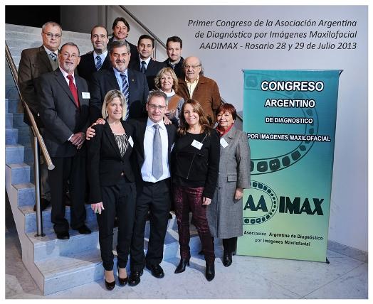 Primer Congreso de la Asociación Argentina de Diagnóstico por Imágenes Maxilofacial