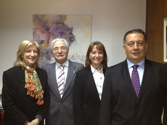 celebración del día de la Odontología Latinoamericana en la Facultad de Odontología de la UBA