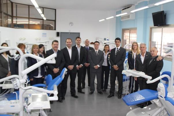 Inauguración de la Sala Clínica Grande con Nuevo Equipamiento del Círculo Odontológico de Córdoba